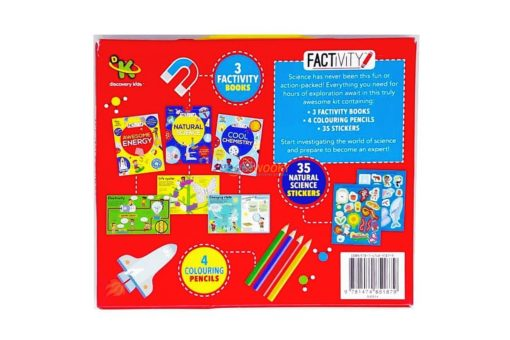 Factivity On The Go Fun - Science Exploration 5