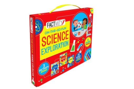 Factivity On The Go Fun - Science Exploration 978-1474851855 cover