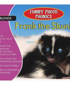 Frank the Skunk- Funny Photo Phonics 9789350493373 cover