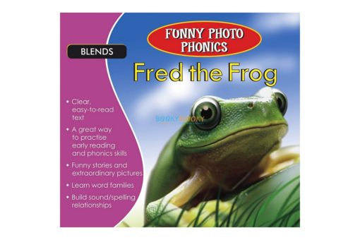 Funny Photo Phonics Fred the Frog 9789350493410 (1)