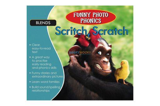 Funny Photo Phonics Scritch, Scratch 9789350493427 (1)