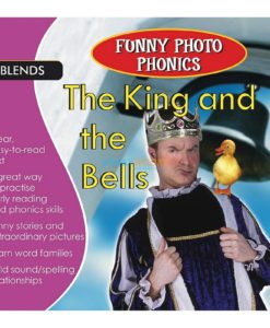 Funny Photo Phonics The King and the Bells 9789350493397 (1)