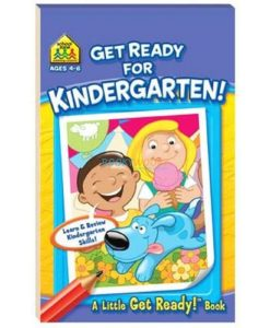 Get Ready for Kindergarten A Little get Ready {School Zone} 9781743089422 cover