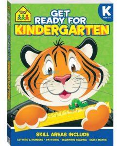 Get Ready for Kindergarten {School Zone} 9781488912917 cover