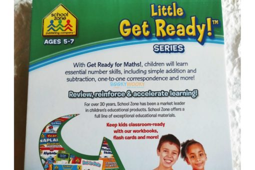 Get Ready for Maths A Little Get Ready {School Zone} 5