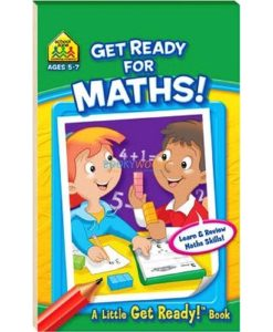Get Ready for Maths A Little Get Ready {School Zone} 9781743089408 cover