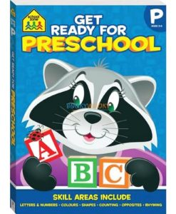 Get Ready for Preschool {School Zone} 9781488908361 cover