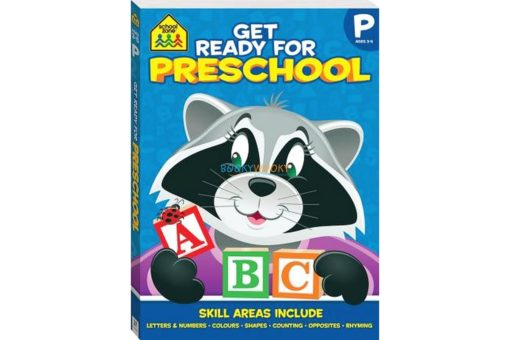 Get Ready for Preschool {School Zone} 9781488908361 cover