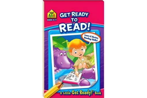 Get Ready to Read A Little Get Ready {School Zone} 9781743089415 cover