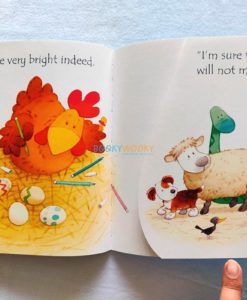 Hen's Pen- Usborne Phonics Readers (1)