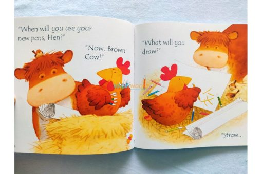 Hen's Pen- Usborne Phonics Readers (2)