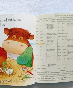 Hen's Pen- Usborne Phonics Readers