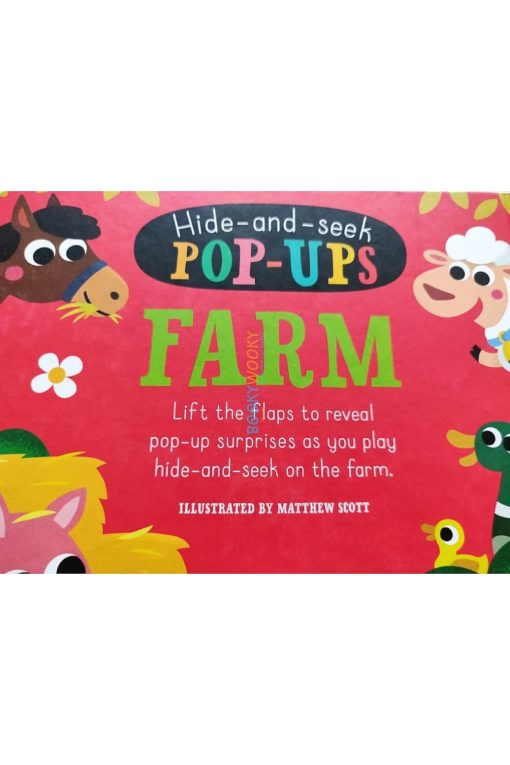 Hide and Seek Pop Ups Farm 5