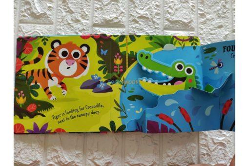 Hide and Seek Pop Ups Jungle 1