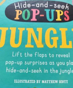 Hide and Seek Pop Ups Jungle 5