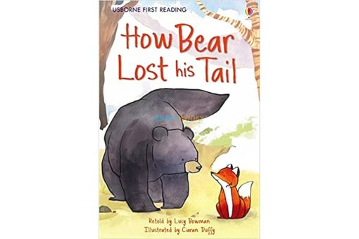 How Bear Lost His Tail 9781409555834 cover