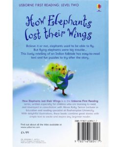 How Elephants Lost Their Wings back