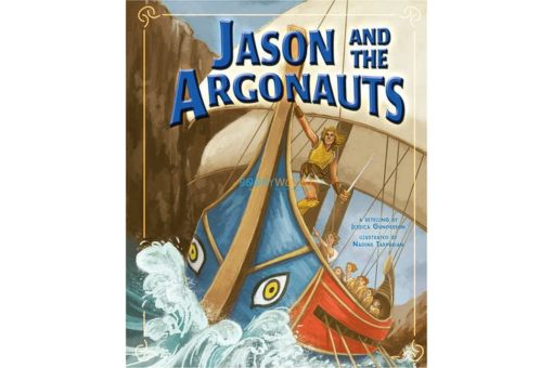 Jason and the Argonauts 9781406243062 (1)