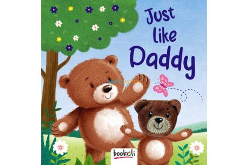 Just Like Daddy 9781787721586 cover