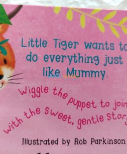 Just Like Mummy cover