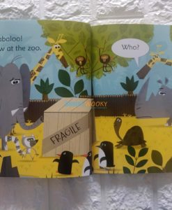 Kangaroo at the Zoo- Usborne Phonics Readers (1)