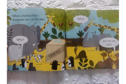 Kangaroo at the Zoo- Usborne Phonics Readers (1)