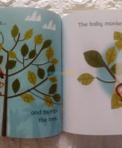 Kangaroo at the Zoo- Usborne Phonics Readers (3)