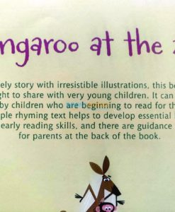 Kangaroo at the Zoo- Usborne Phonics Readers (4)