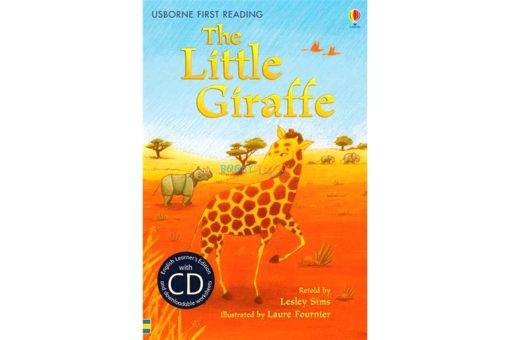 Little Giraffe 9780746091302 cover