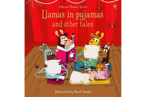 Llamas in Pyjamas and Other Tales- Phonics Readers 9781409577904 cover
