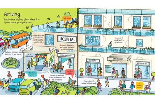 Look Inside a Hospital (2)