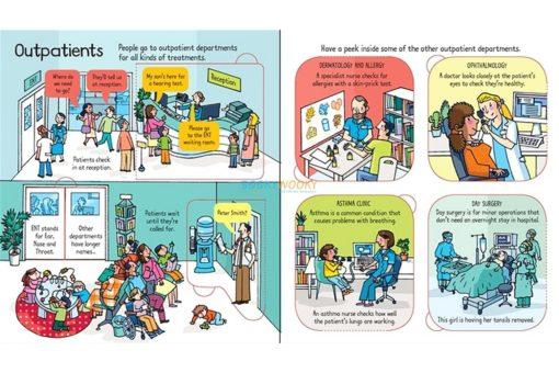 Look Inside a Hospital (3)