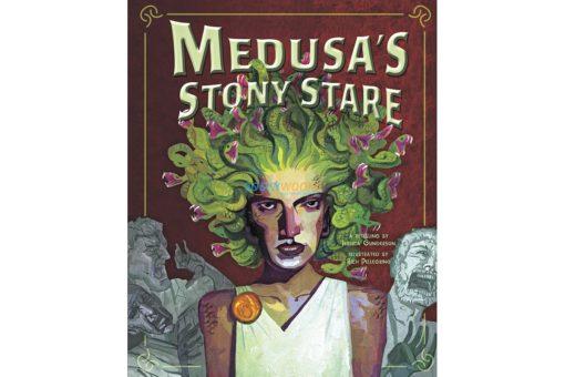 Medusa's Stony Stare 9781406243024 (1)