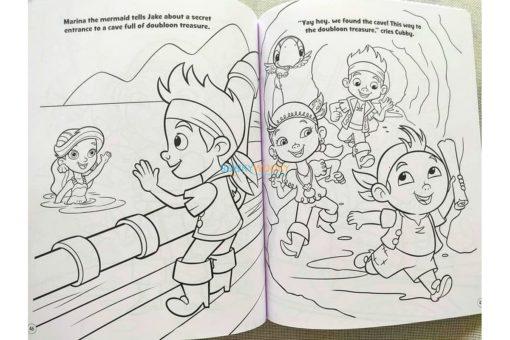Mega Colouring Disney Junior (2)