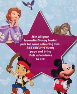 Mega Colouring Disney Junior (3)