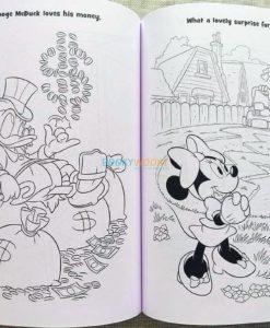 Mega Colouring Disney Mickey and Friends (2)