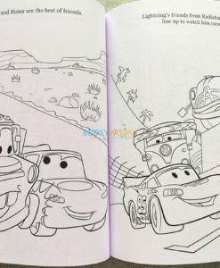 Mega Colouring Disney Pixar (2)