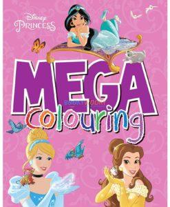 Mega Colouring Disney Princess 9789389290011 (1)