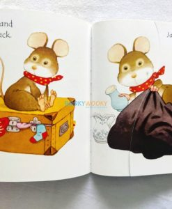 Mouse Moves House- Usborne Phonics Readers