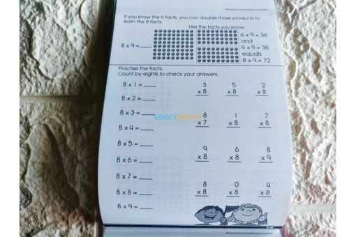 Multiplication Facts A Little Get Ready {School Zone} 3