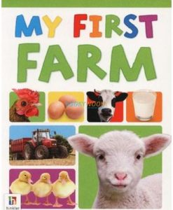 My First Farm 9781743633205 cover