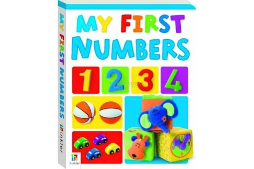 My First Numbers 9781743633236 cover