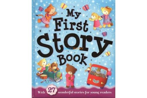 My First Story Book 9781781975275 cover
