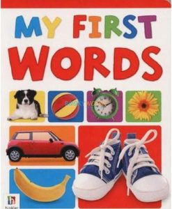 My First Words 9781743633229 cover