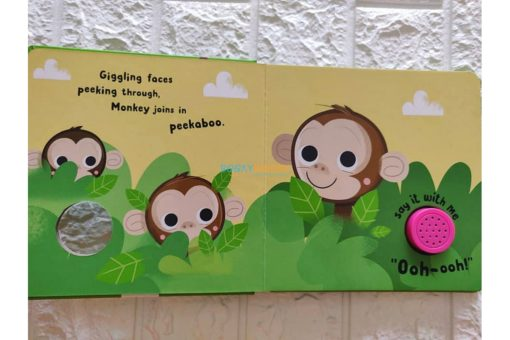 Ooh Ooh Says Monkey Boardbook with Sound (3)