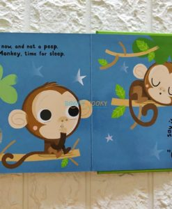 Ooh Ooh Says Monkey Boardbook with Sound (4)