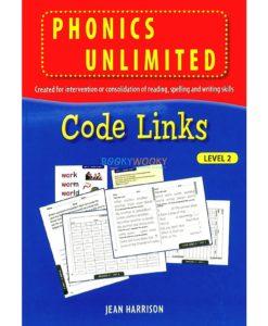 Phonics Unlimited Code Links Level 2 9788184990997 (1)