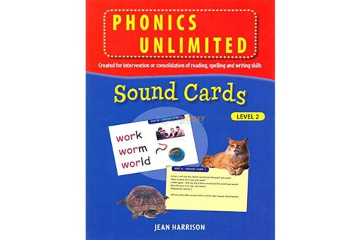 Phonics Unlimited Sound Cards Level 2 9788184993295(1)