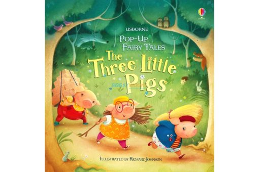 Pop-up Three Little Pigs 9781474939577 (1)