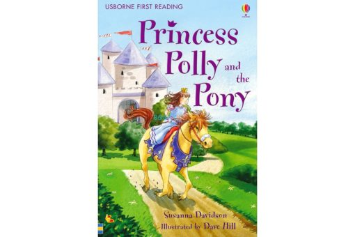 Princess Polly and the Pony 9780746091708 (1)